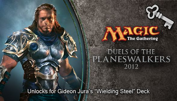 "Magic 2012 Full Deck ""Wielding Steel"" (DLC)"
