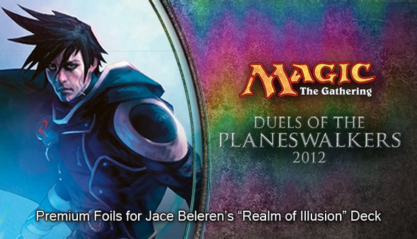 "Magic 2012 Foil Conversion ""Realm of Illusion""  (DLC)"