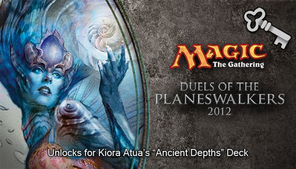 "Magic 2012 Full Deck ""Ancient Depths""  (DLC)"