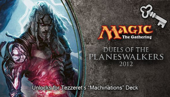 "Magic 2012 Full Deck ""Machinations""  (DLC)"