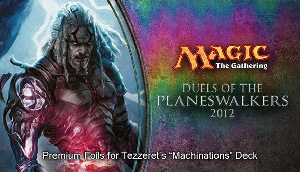 "Magic 2012 Foil Conversion ""Machinations""  (DLC)"