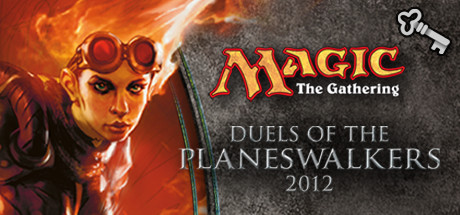 """Magic 2012 Full Deck """"Unquenchable Fire"""""""