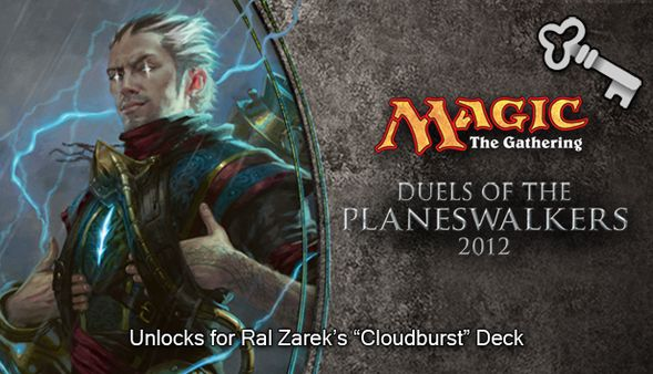 "Magic 2012 Full Deck ""Cloudburst"" (DLC)"
