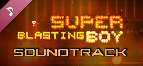 Super Blasting Boy Soundtrack
