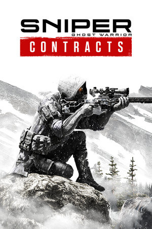 Sniper Ghost Warrior Contracts poster image on Steam Backlog