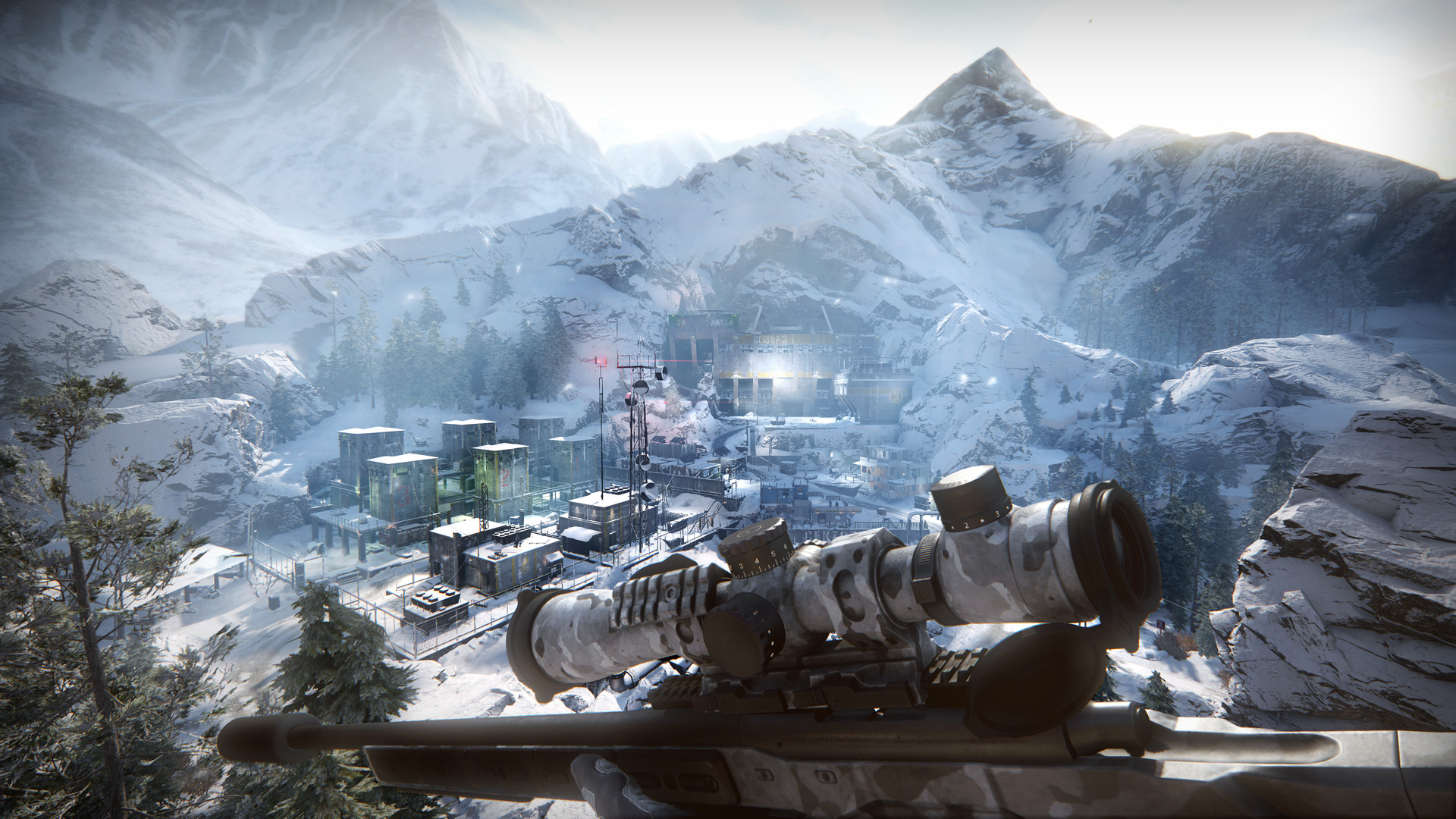 Sniper Ghost Warrior Contracts Images