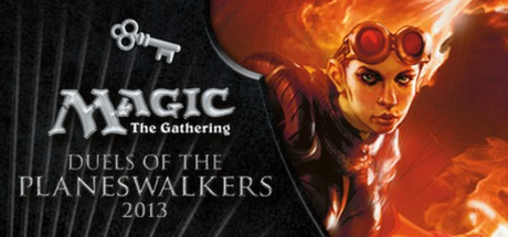 Magic 2013 Born of Flame Deck Key
