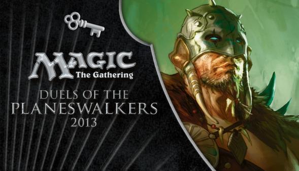 "Magic 2013 ""Pack Instinct"" Deck Key  (DLC)"