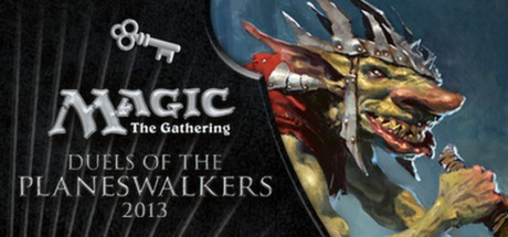 Magic 2013 Goblin Gangland Deck Key