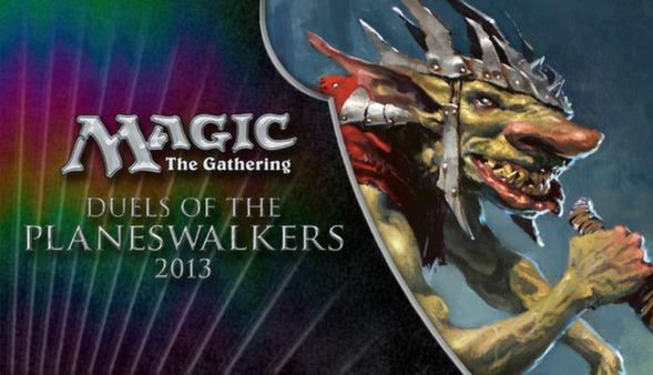 "Magic 2013 ""Goblin Gangland"" Foil Conversion  (DLC)"
