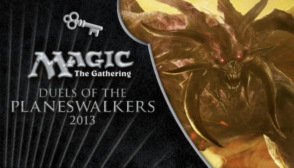 "Magic 2013 ""Exalted Darkness"" Deck Key  (DLC)"