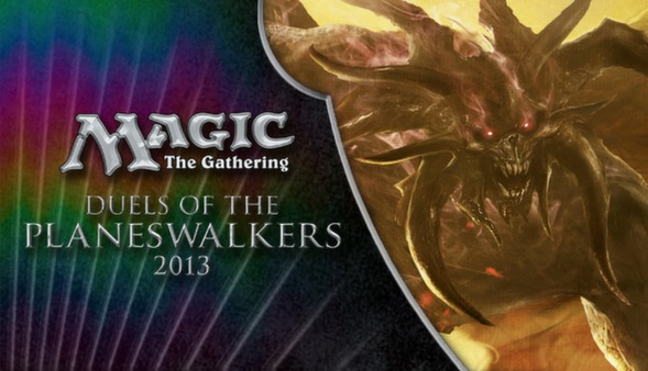 "Magic 2013 ""Exalted Darkness"" Foil Conversion  (DLC)"