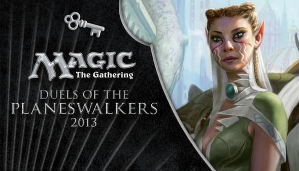 "Magic 2013 ""Ancient Wilds"" Deck Key  (DLC)"