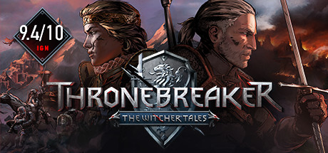 Thronebreaker: The Witcher Tales cover art
