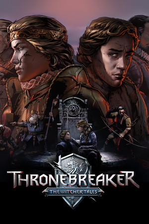Thronebreaker: The Witcher Tales poster image on Steam Backlog