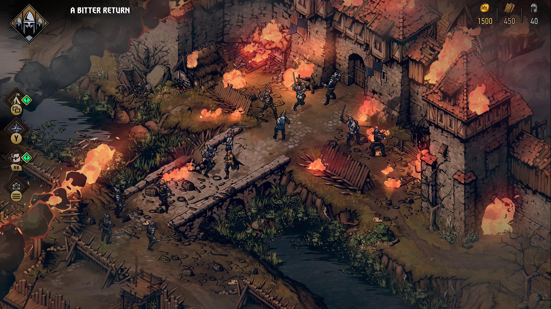 Thronebreaker: The Witcher Tales Screenshot 2
