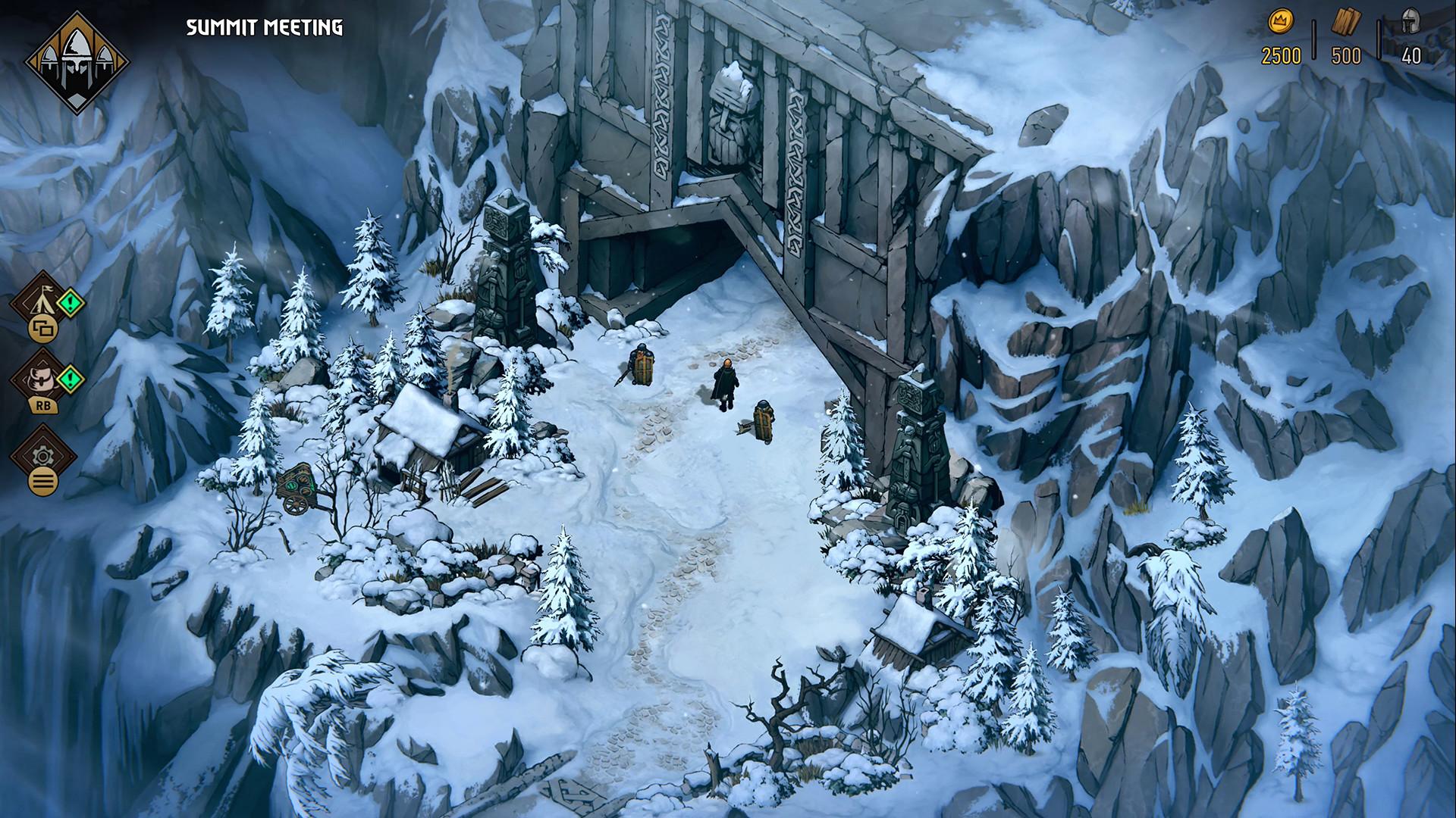Thronebreaker: The Witcher Tales Screenshot 1