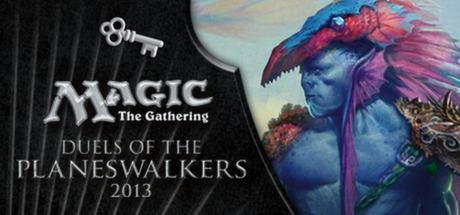 Magic 2013 Crosswinds Deck Key
