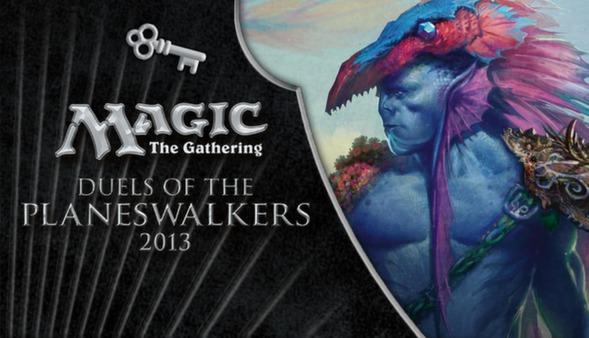 "Magic 2013 ""Crosswinds"" Deck Key  (DLC)"