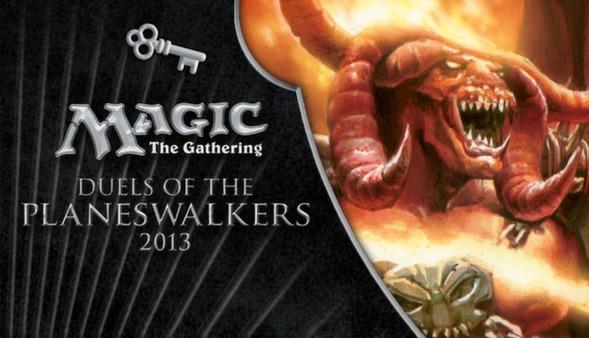 "Duels 2013 ""Grinning Malice"" Deck Key (DLC)"