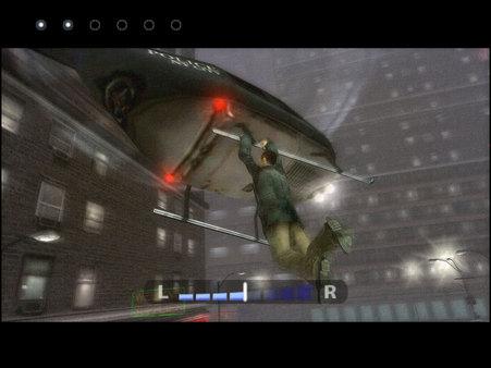 Скриншот из Indigo Prophecy
