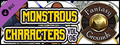 Fantasy Grounds - Monstrous Characters, Volume 6 (Token Pack)-dlc