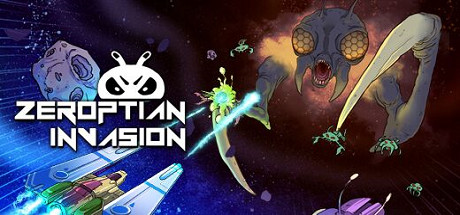 Zeroptian Invasion cover art