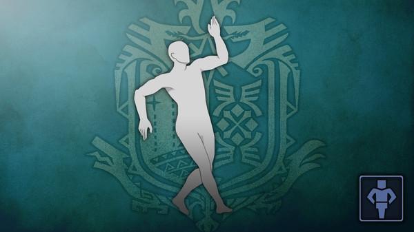 KHAiHOM.com - Monster Hunter: World - Gesture: Cool Dance
