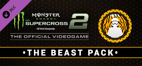 Monster Energy Supercross 2 - The Beast Pack