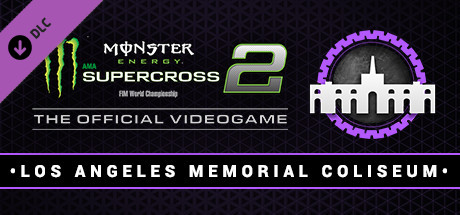 Monster Energy Supercross 2 - Los Angeles Memorial Coliseum