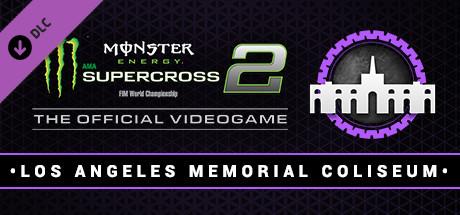 Monster Energy Supercross 2 - Los Angeles Memorial Coliseum