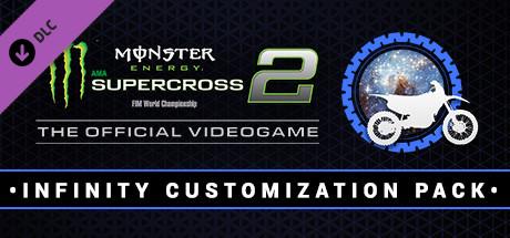 Купить Monster Energy Supercross 2 - Infinity Customization Pack (DLC)