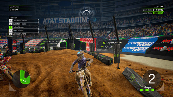 Monster Energy Supercross 2 - Infinity Customization Pack (DLC)