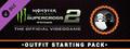Monster Energy Supercross 2 - Outfit starting pack-dlc