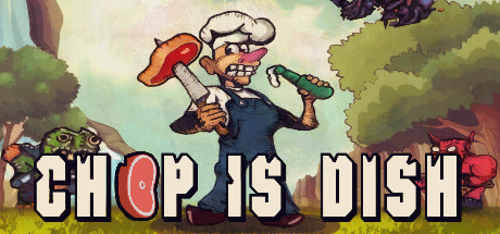Chop is dish cover art