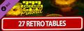 Zaccaria Pinball - 27 Retro Tables