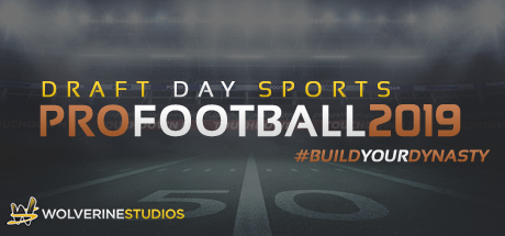 Draft Day Sports: Pro Football 2019 on Steam