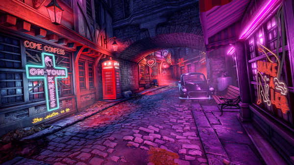 We Happy Few Lightbearer ScreenShot 2