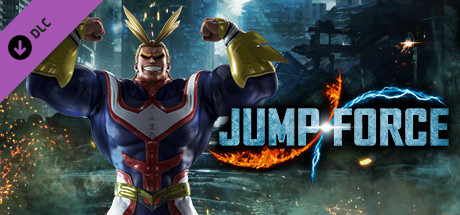 JUMP FORCE Character Pack 3: All Might