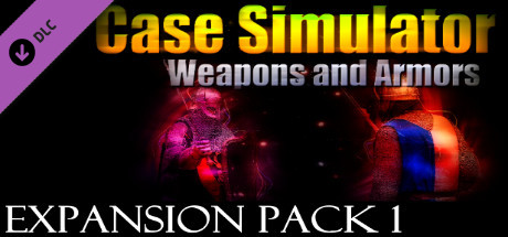 Case Simulator Weapons and Armors Expansion Pack 1