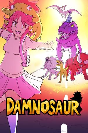 DAMNOSAUR poster image on Steam Backlog
