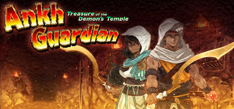 Ankh Guardian - Treasure of the Demon's Temple/ゴッド・オブ・ウォール 魔宮の秘宝