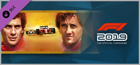 F1 2019: Legends Edition DLC
