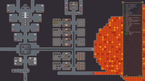Capture d'écran n°4 du Jeu Dwarf Fortress