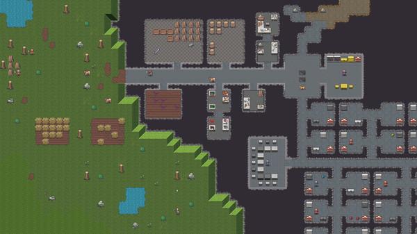Capture d'écran n°1 du Jeu Dwarf Fortress