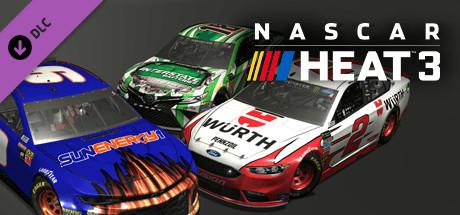 NASCAR Heat 3 - November Pack