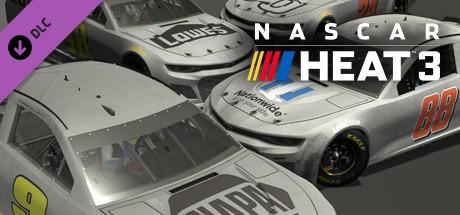 NASCAR Heat 3 - Hendrick Motorsports Test Scheme Pack