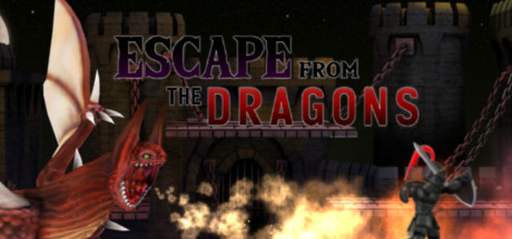 Escape From The Dragons cover art