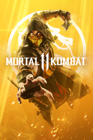 Mortal Kombat 11 poster image on Steam Backlog