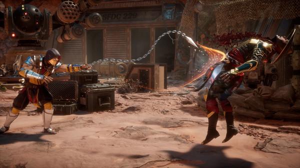 скриншот Mortal Kombat 11 3